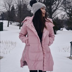 MissFofo Jackets & Coats - Miss Fofo Pink Puffer
